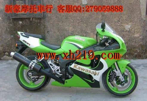低价出售川崎ZX-7R摩托车