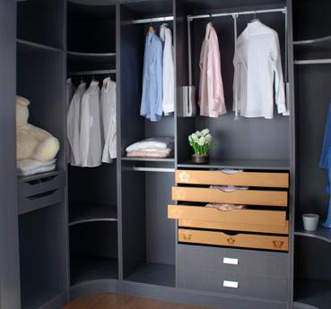 定制衣柜 美观实用