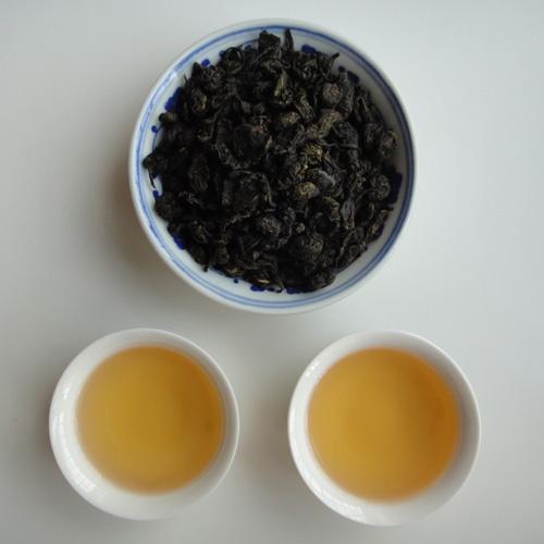 德兴特产 丁丁野生甜茶(礼盒装)500g
