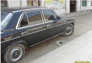 老奔驰 - 1万5元