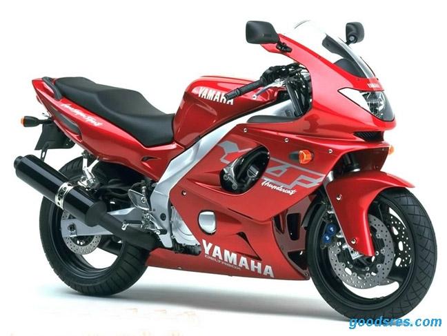 雅马哈 YZF-R6