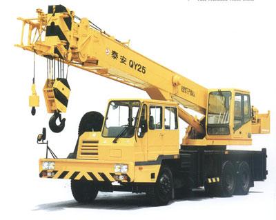 出租8—200吨吊车