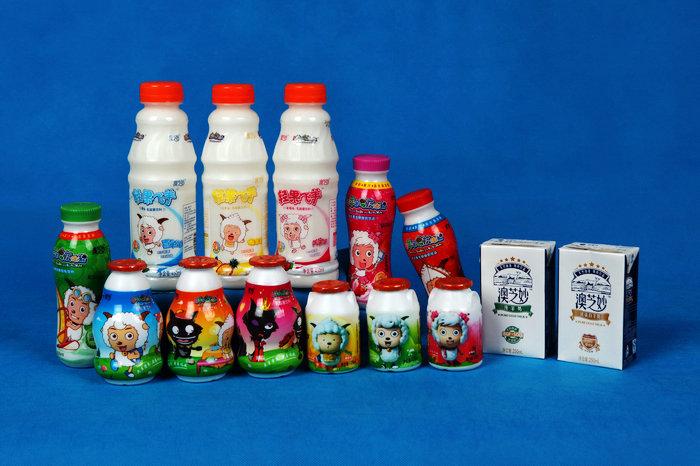 喜羊羊羊奶系列乳酸飲料產品福州市場招商