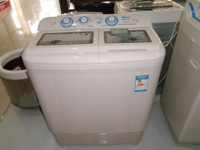 申花双筒洗衣机_网上逛街