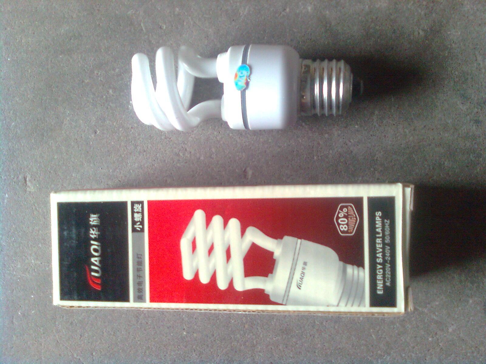节能灯和台灯批发