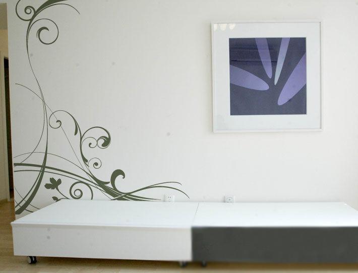 墙体彩绘 手绘墙公司