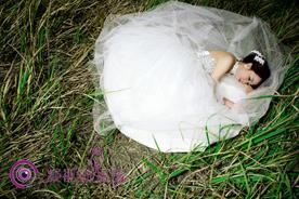 凝视觉外景婚纱摄影