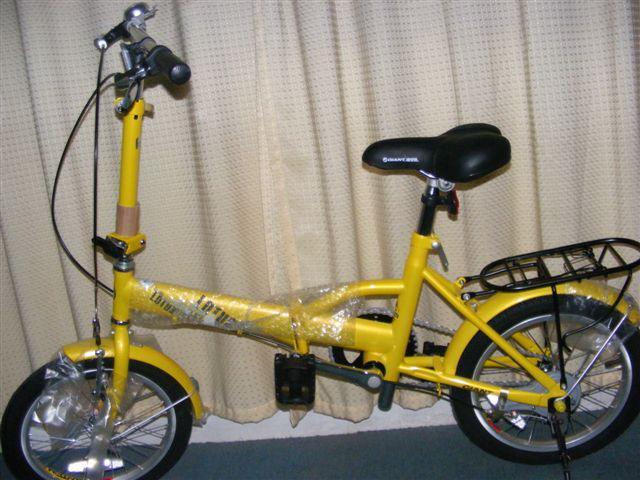求购折叠自行车,6-7岁小孩骑(200元以下的)