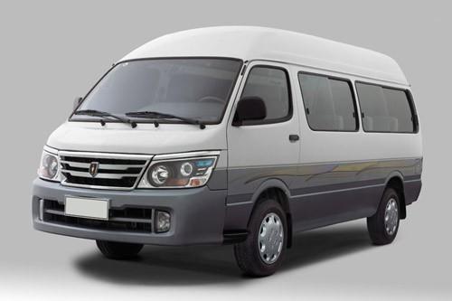 美高梅国际牌旅游车(11坐高顶海狮)