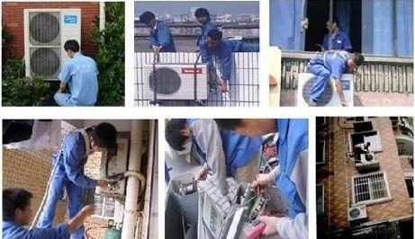 湛江市圣通家电制冷维修中心 维修空调加冰种
