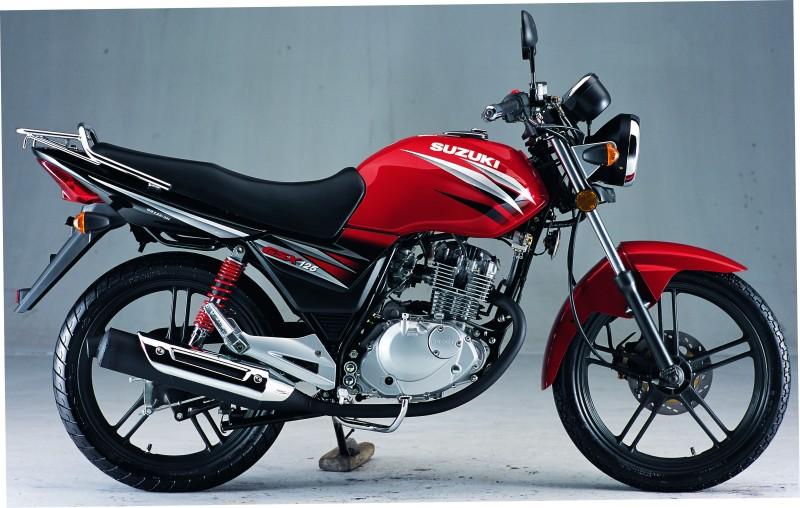 铃木欧三gsx-qs125-系列摩托车