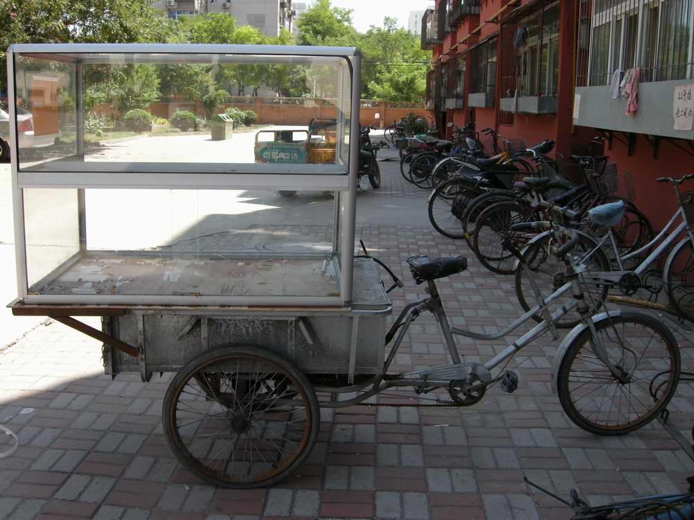 低价转让三轮车
