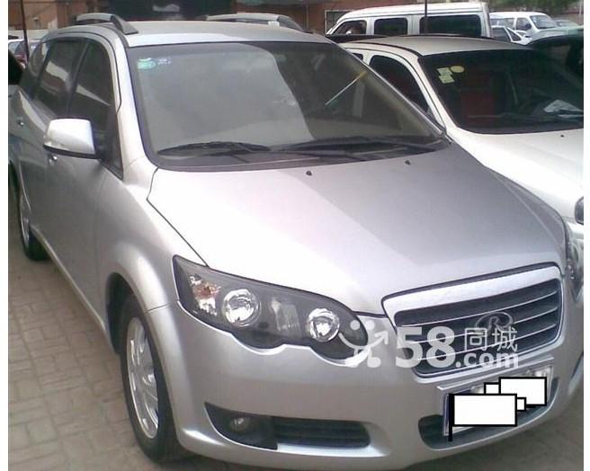 (出售)低价出售07年商务型奇瑞v5刚验完两年车刚上完保险