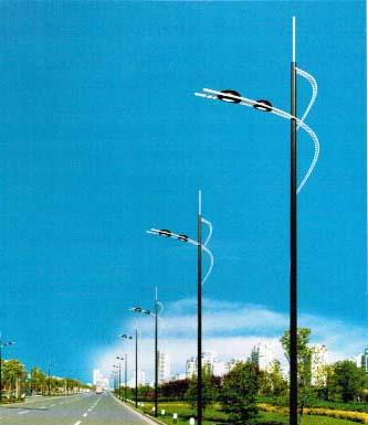 天津银系节能灯具厂制作路灯系列,钢结构,卷帘门