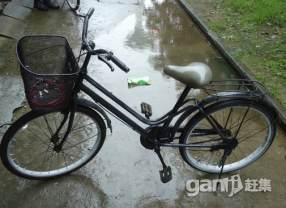 福州低转普通自行车一辆 - 100元
