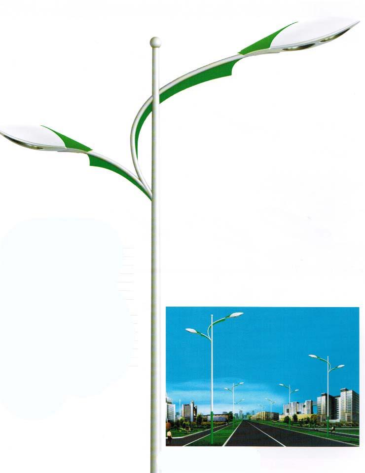 制作各种路灯系列,钢结构