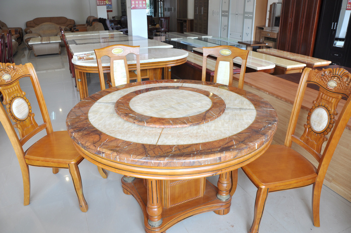 餐厅 餐桌 家具 装修 桌 桌椅 桌子 700_465