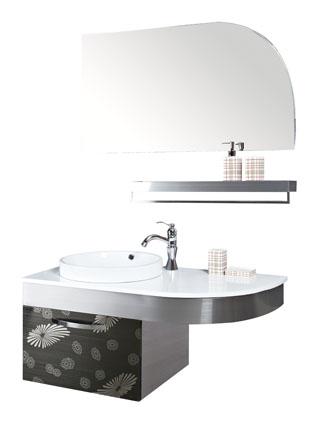 澳鑫卫浴-不锈钢浴室柜系列
