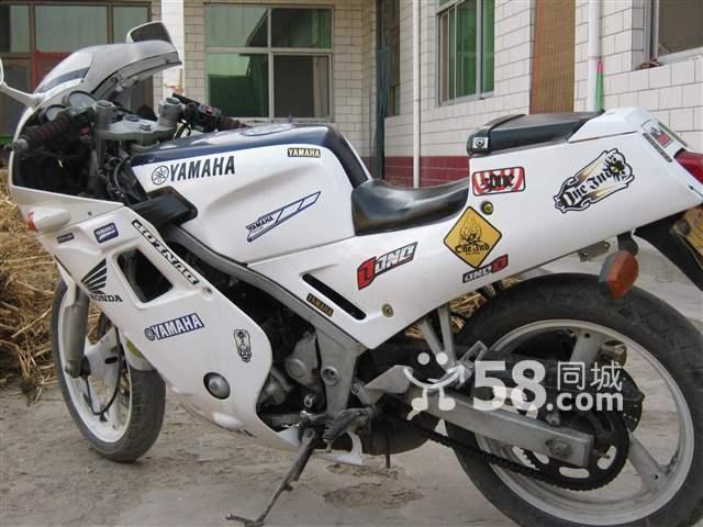 售雅马哈250公赛