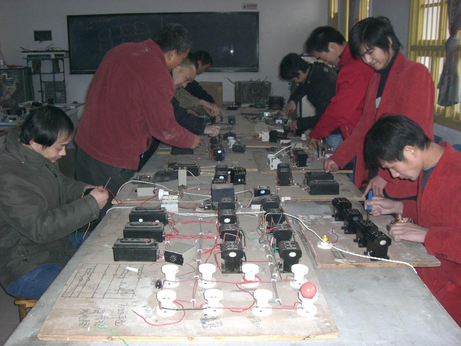 湖南阳光职业技术学校