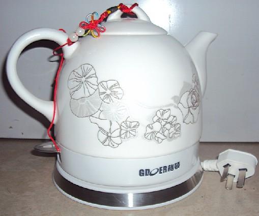 格顿陶瓷电热水壶