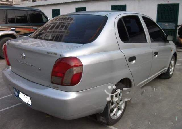 丰田版厦利2000