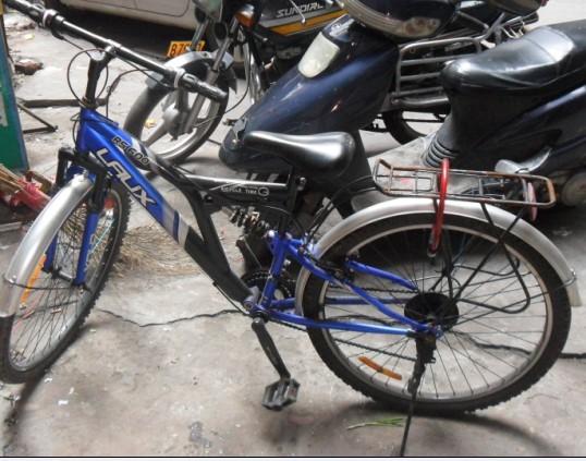 转让一辆雷克斯自行车