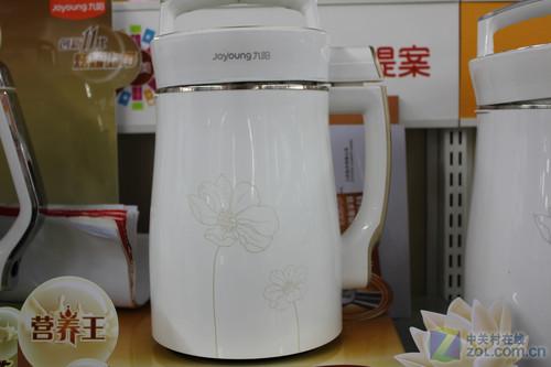 九陽植物奶牛豆漿機 中央電視臺上榜品牌