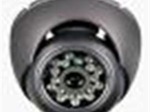 彩色半球摄像机