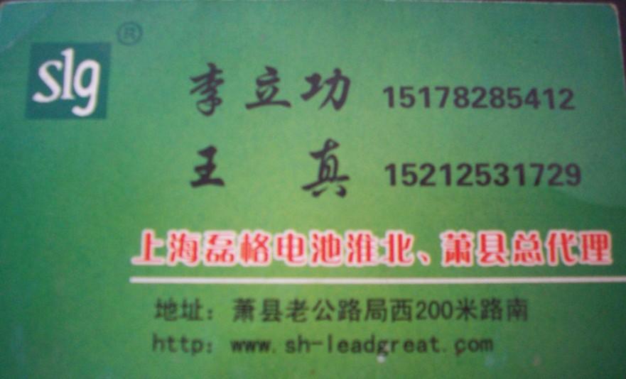 上海磊格電池蕭縣總代理 用于電動三輪兩輪車電池