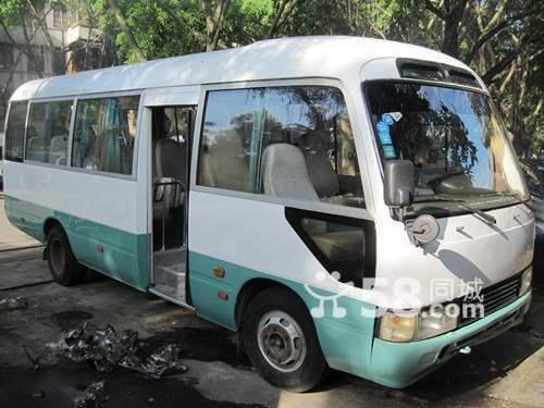 出售:金龙客车3.8万