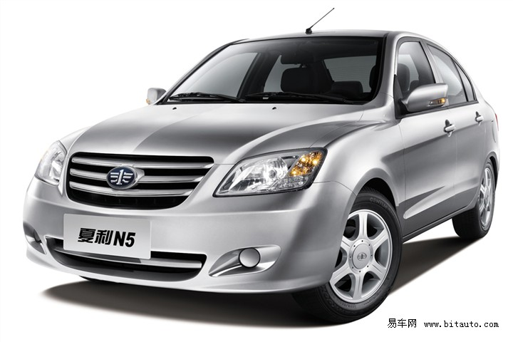 夏利N5,2010年12月买的车.9.5成新。