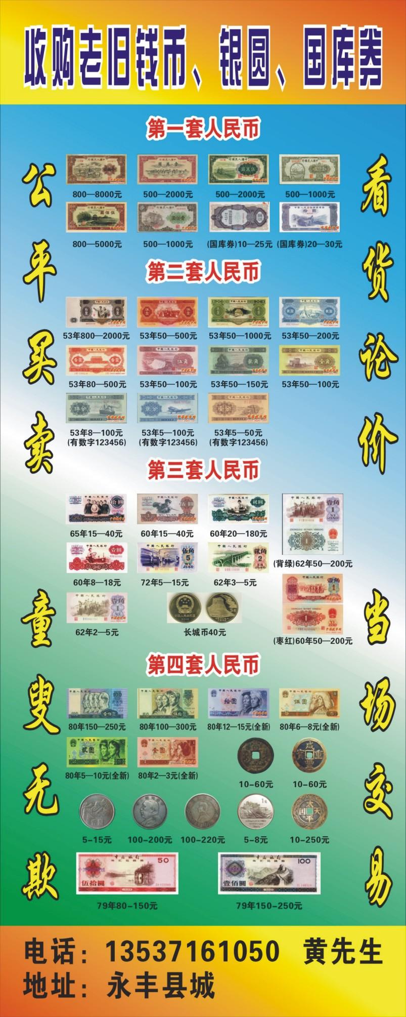 長期高價回購及交易錢幣