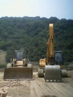 出租  挖掘机   装载机