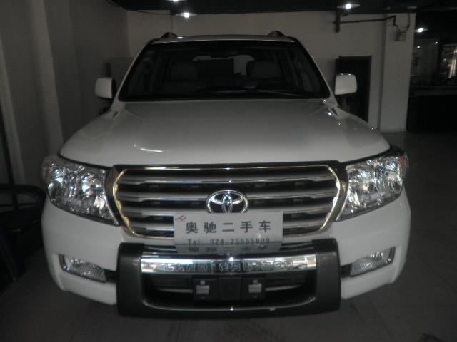 丰田兰德酷路泽 2010款 4.0L VX AT - 81.8万元