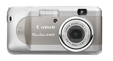 出售佳能400万像素数码相机