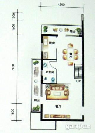 西安房产投资好项目——渭城风景