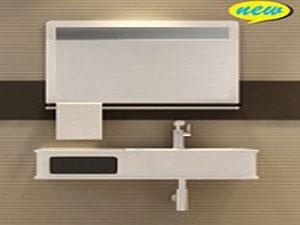 实木浴室柜 M-2001A