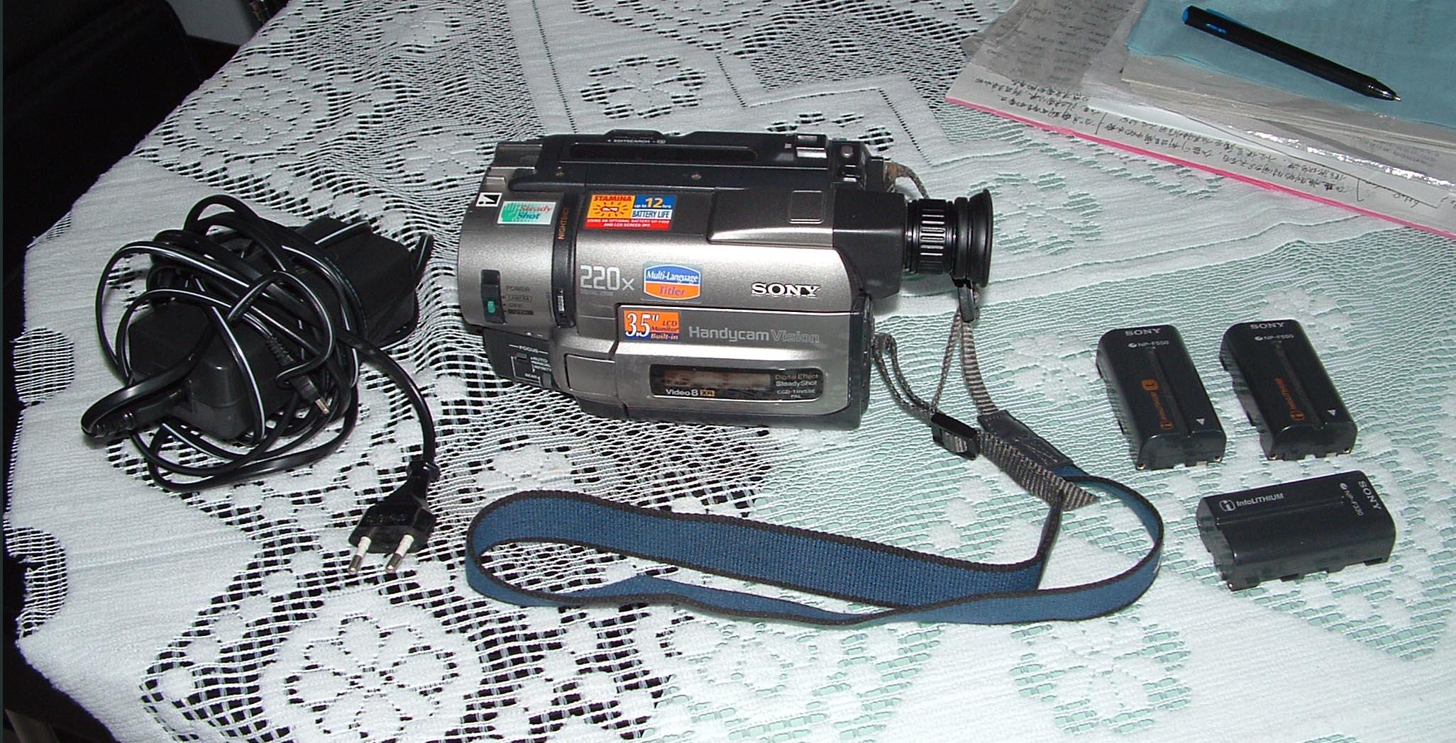 [出售]二手微型摄像机
