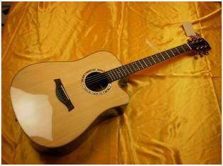 Dove 鸽子DD26C高级玫瑰木单板吉他民谣