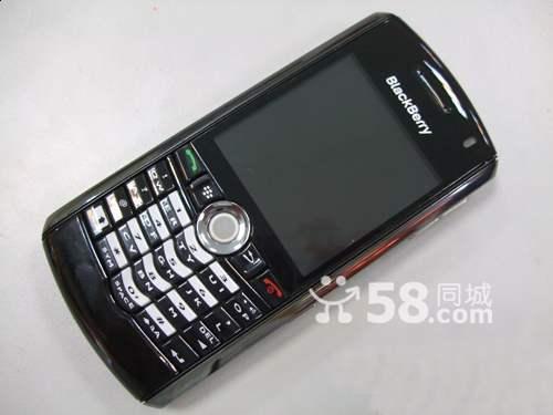 9.9成新黑莓8100手機低價轉讓 - 430元
