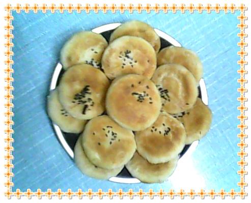 潮汕特色风味绿豆饼,芝麻饼 等···