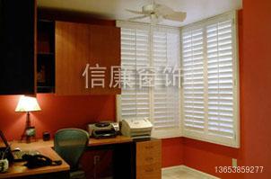 上海信廉欧式百叶窗 百叶门 百叶帘 透气窗