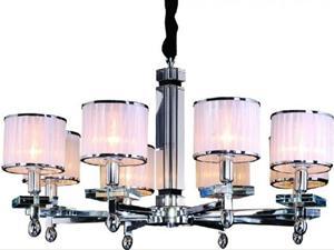 西维 蜡烛水晶灯