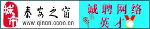 城市中国.秦安之窗网站