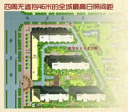 阜宁实验初级中学平面图
