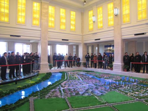 美高梅注册新城规划展览