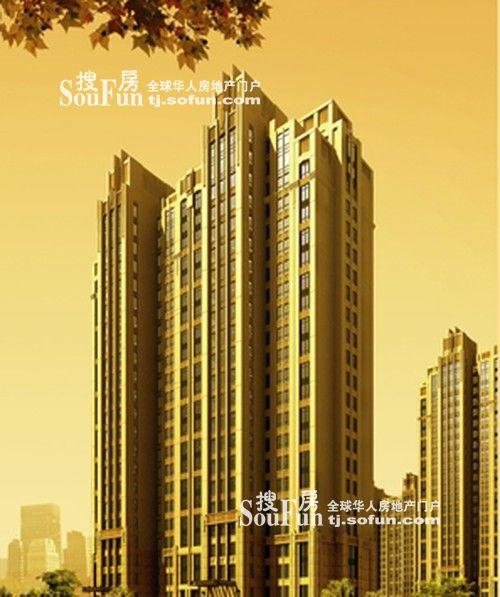 天津河西区世纪梧桐公寓