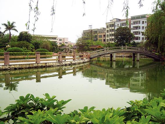 惠州市命名首批14个宜居镇村(图)