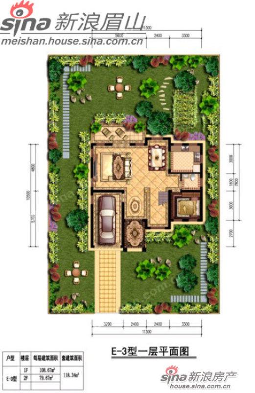 户型 户型图 平面图 设计图 效果图 521_800 竖版 竖屏